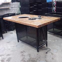 火锅桌 厂家定制火锅桌量身定做图片