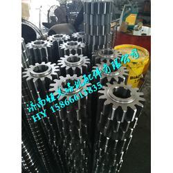 恒义塔吊铸铁滑轮订制定做塔机钢丝绳轮 塔吊配件铁轮图片
