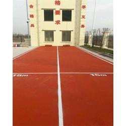 天津学校塑胶跑道|立新体育|塑胶跑道图片