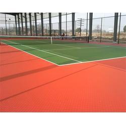 丙烯酸球场修复 立新体育 天津丙烯酸球场