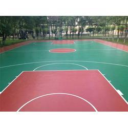 硅pu球场施工队 唐山硅pu球场 立新体育设施