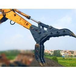 福建抓钢机|抓钢机供应|山东鸿工机械厂图片