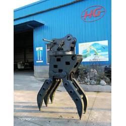 抓铁器生产厂家、张家口抓铁器、山东鸿工机械厂图片
