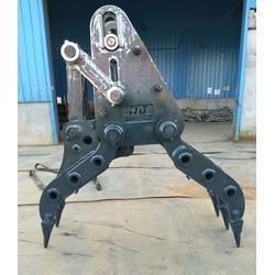 江西抓铁器,鸿工机械(推荐商家),抓铁器生产厂家图片