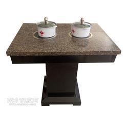生产泰式火锅桌子,高端火锅桌,无烟火锅桌椅厂家图片
