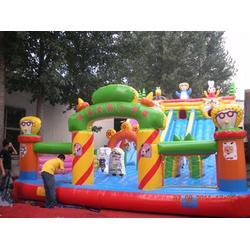 充气城堡|【广场儿童游乐设备】|莱西市充气城堡图片