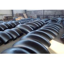 45度碳钢弯头-弯头-中维管件厂家图片