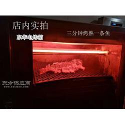厂家直供简便小型电烤鱼箱烤鱼炉一体机图片