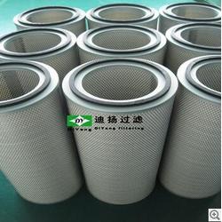 卡盘塑料盖滤筒-滤筒-迪扬过滤系统有限公司图片