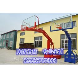 低价销售路南区悬臂篮球架子图片