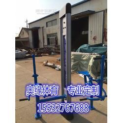 海盐县室外健身器材坐拉器零售图片