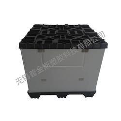 无锡普金斯塑胶 米字型围板箱 攀枝花米字型围板箱