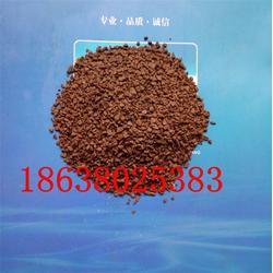重庆锰砂滤料|远达水处理滤料|锰砂滤料注意事项图片
