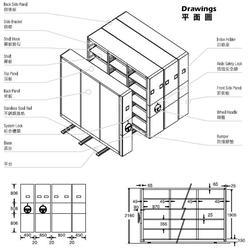 智能电动密集架厂家|牧坤办公|成都蒲江县密集架厂家图片