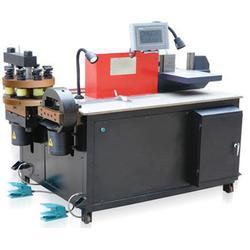 三合一多功能母线加工机,母线加工机,济南百利厂家直销图片