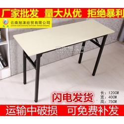 折叠自动麻将桌 企业简介x展架 红河图片