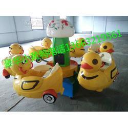 6座豪华旋转小黄鸭,折叠蹦极,梦幻摇篮图片