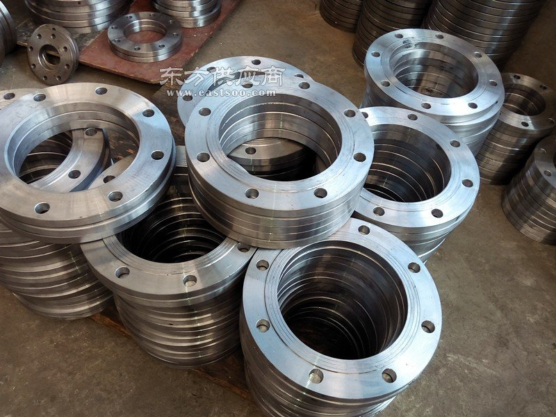 诚信压力容器对焊法兰生产厂家图片