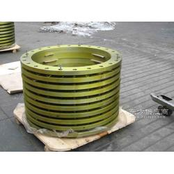 大口径合金钢法兰部标生产厂家图片