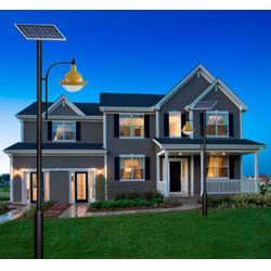 承德太阳能庭院灯-恒利达品质保障-大功率太阳能庭院灯图片