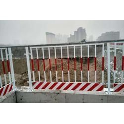 基坑护栏作用|鑫创金属护栏|铜陵基坑护栏图片