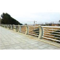 不锈钢桥梁护栏、吴忠桥梁护栏、鑫创金属护栏(查看)图片