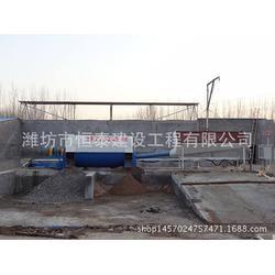 内蒙古砂石分离机|潍坊市恒泰机械|砂石分离机报价图片