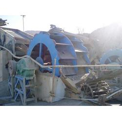 澳门轮式洗沙机,潍坊市恒泰机械,轮式洗沙机报价图片