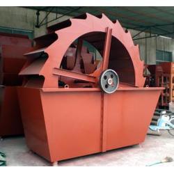 潍坊市恒泰机械,南阳轮式洗沙机,轮式洗沙机图片