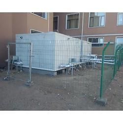农村太阳能热水工程施工-太阳能热水工程-做热水工程找智达志远图片