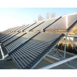 小区太阳能工程多少钱-太阳能工程-做热水工程找智达志远图片