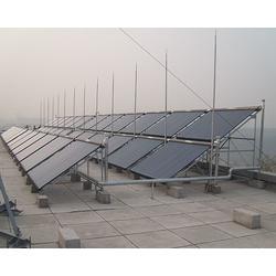 太阳能热水工程_智达志远专做太阳能_小区太阳能热水工程哪家强图片