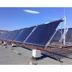 大型太阳能热水工程哪家好-太阳能热水工程-山西智达志远图片