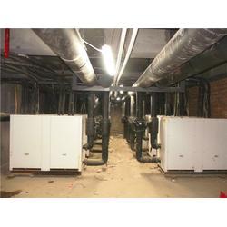 山西空气源热泵工程-智达志远热水工程图片