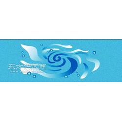 游泳池拼花马赛克厂家直销 承接专业设计游泳池装饰工程项目图片
