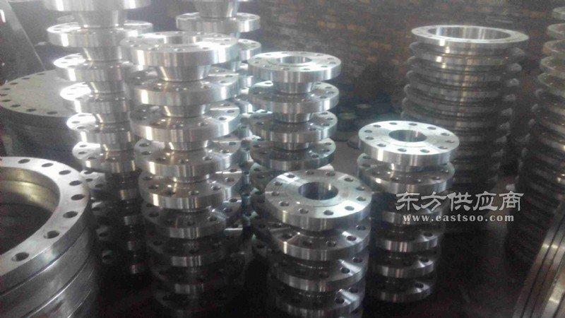 生产16MN带劲对焊法兰厂家图片