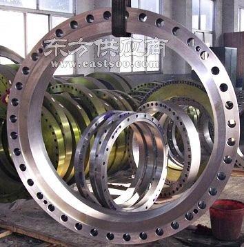 20号镀锌平板法兰制造厂家图片