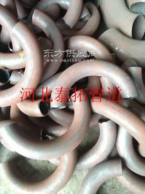 内蒙2PE碳钢无缝弯管生产厂家图片