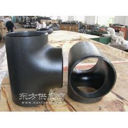 碳钢热压三通加工定做厂家