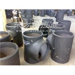 标准大口径热压三通厂家图片