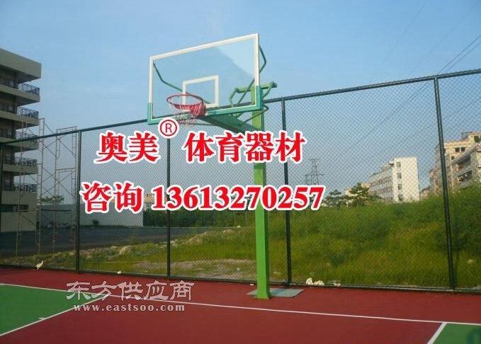 白山篮球架《专业品质》图片