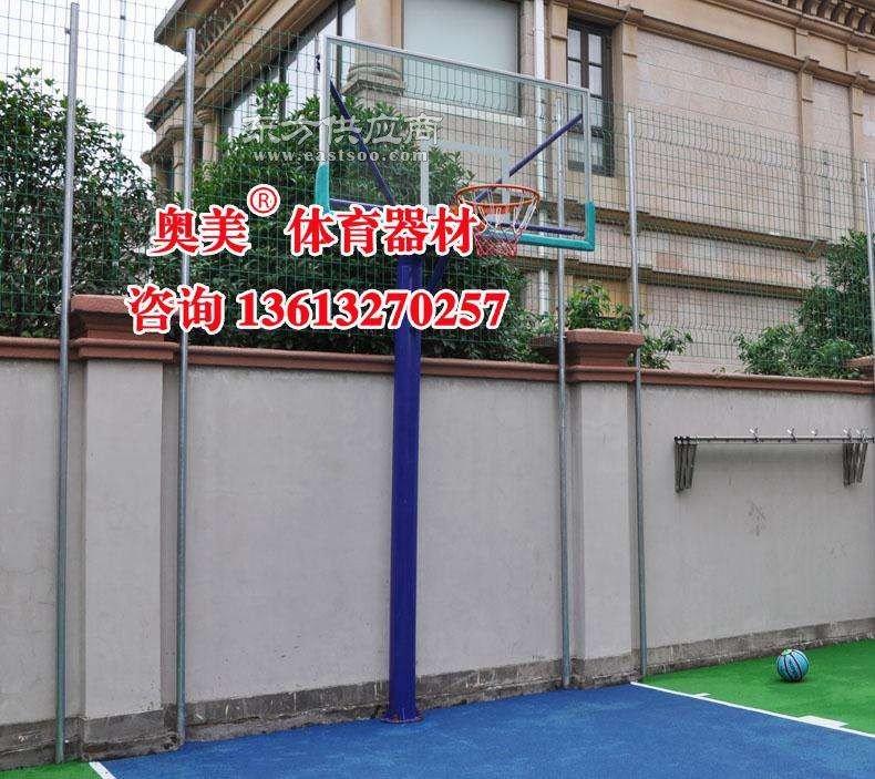 地埋篮球架--厂家批发价 货到付款昆明市