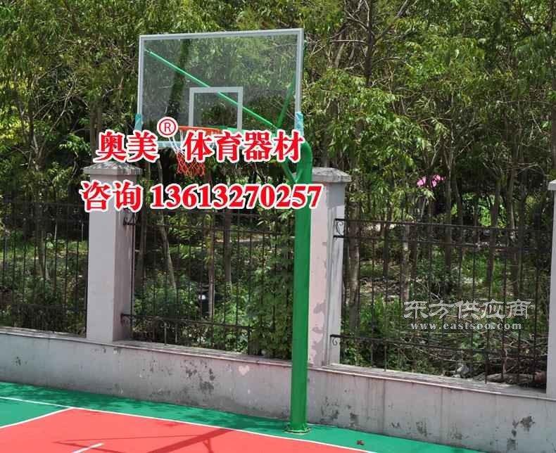 阿拉善篮球架《专业品质》图片