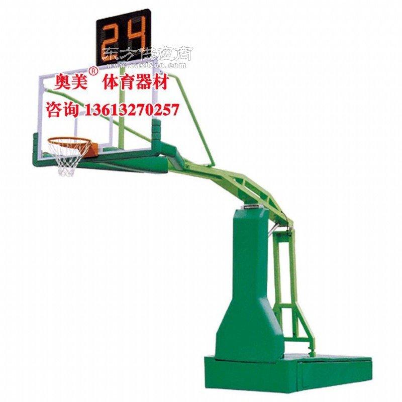 岳阳篮球架诚信合作图片