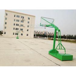 淮北市平箱仿液压篮球架报价图片