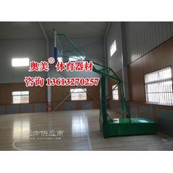 鹰潭市165圆管篮球架规格、参数图片