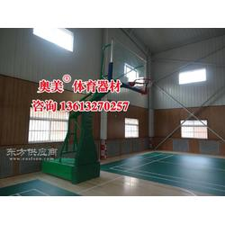 庆阳市墙体悬臂篮球架多少钱图片