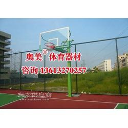 长春市圆管篮球架厂家图片
