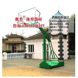 晋中市预埋式篮球架图片