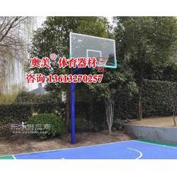 圆管篮球架报价(阳江市)图片